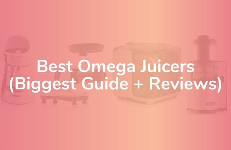 Best Omega Juicer Reviews