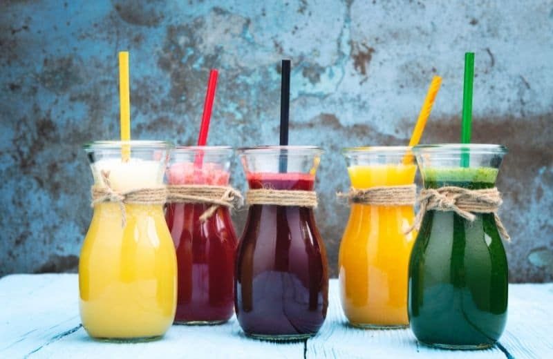 how long is juice good for