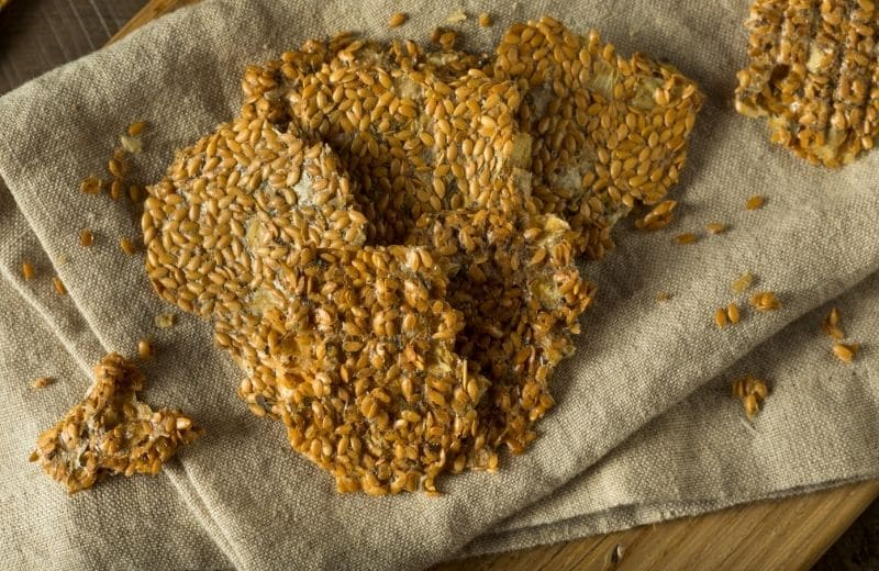 raw pulp crackers