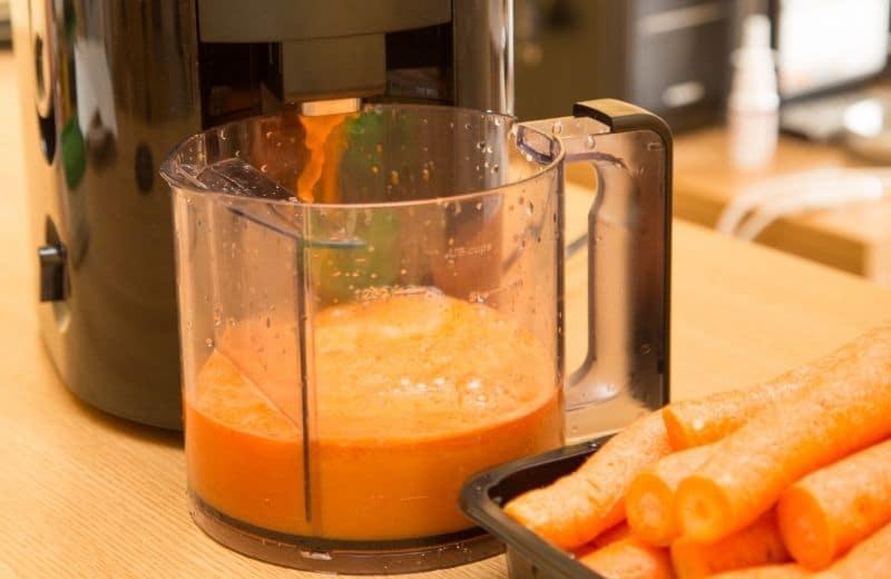 Juice Your Carrots