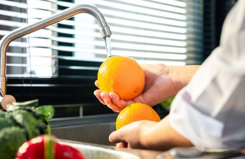 Wash Your Oranges